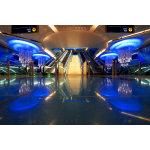 Khalid metro station Dubai
