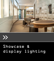 Showcase & display lighting
